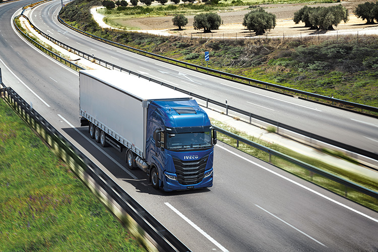 Iveco S-Way NP: l'importanza dell'LNG