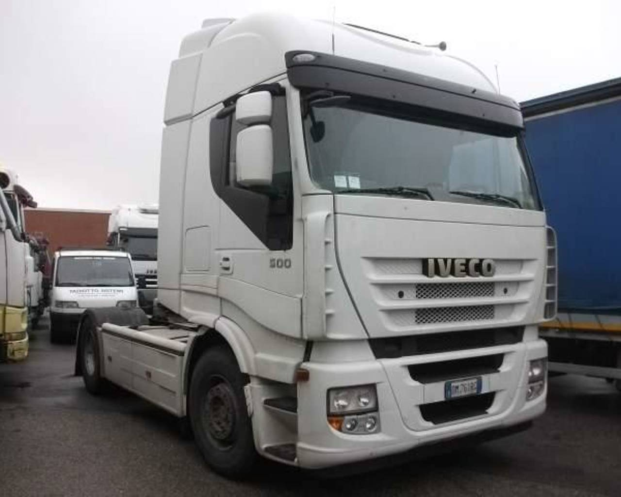 IVECO AS440S50 T/P  AUT+RALL