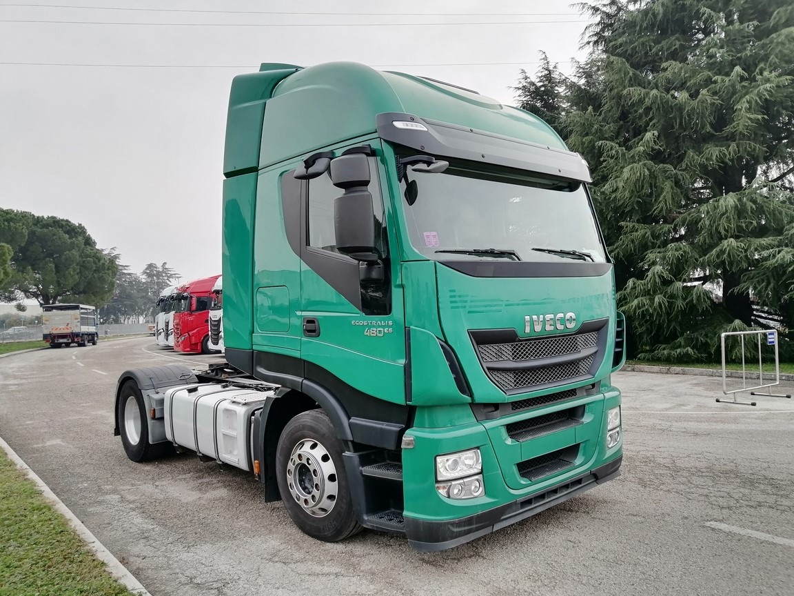 IVECO IVECO STRALIS AS440S48