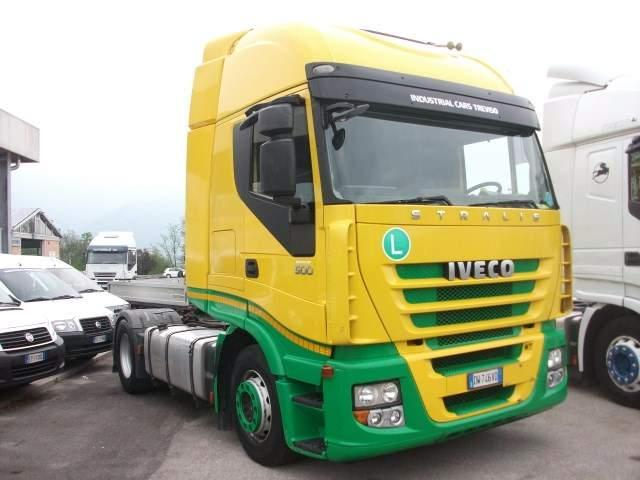 IVECO AS440S50 T/P TRATTORE EUR + INT
