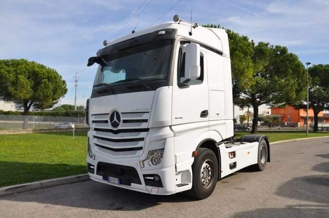 MERCEDES ACTROS 1848 LS €6 - TRATTORE 315/80